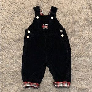 Baby boy corduroy overall size 3 months